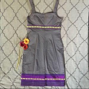 Boden Dotted Dream Midi Dress
